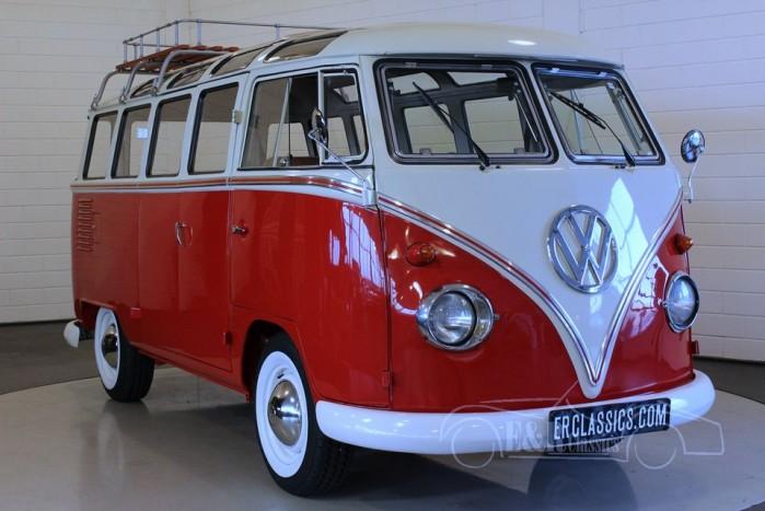 Volkswagen T1 Bus 1972 a vendre