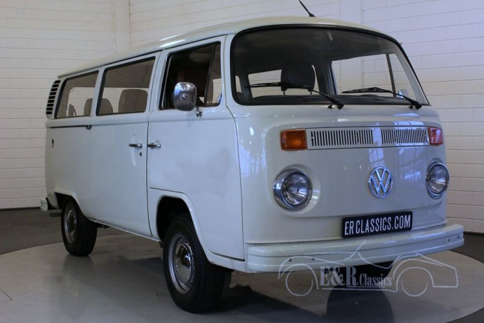 Volkswagen T2 combi Bus 1977 a vendre
