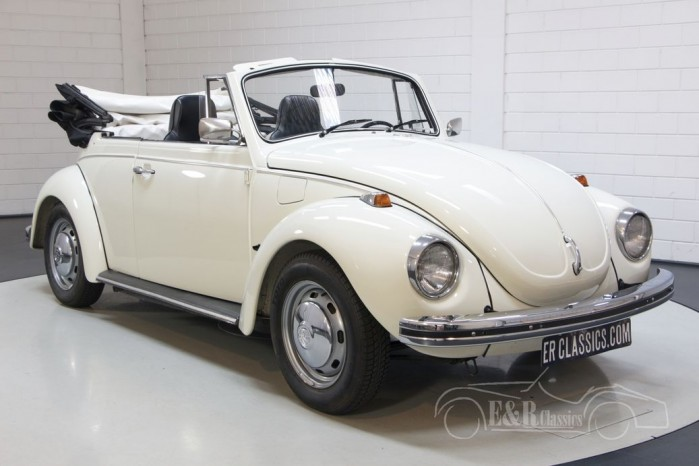 VW Coccinelle Cabriolet a vendre