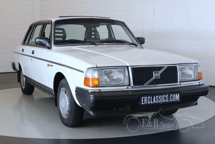 Volvo 240 GL Sedan 1988  a vendre
