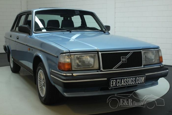 Volvo 240 GL Berline 1988  a vendre