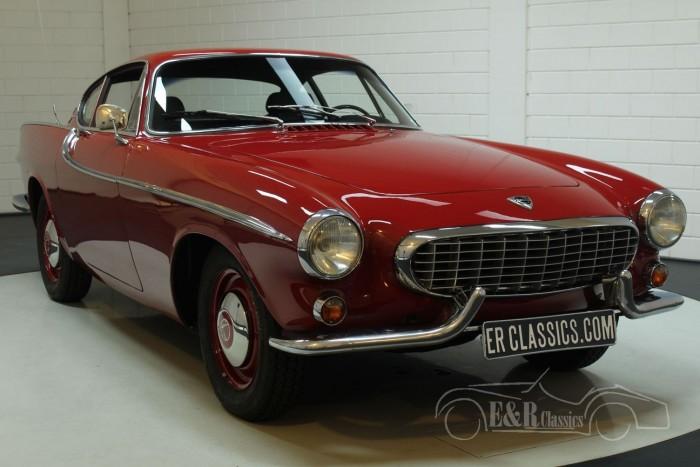 Volvo P1800 Jensen 1961  a vendre