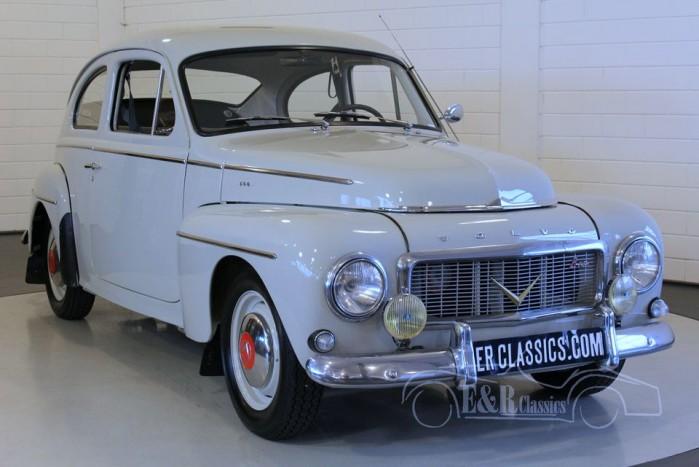 Volvo PV544 C Coupe 1962 a vendre
