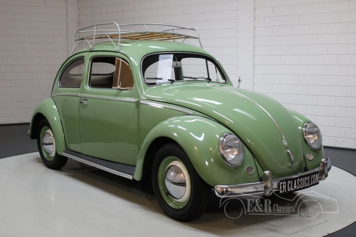 Volkswagen Beetle Oval 1953 a vendre