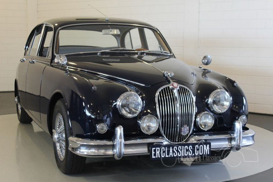 jaguar mkii 1961 vendre erclassics. Black Bedroom Furniture Sets. Home Design Ideas