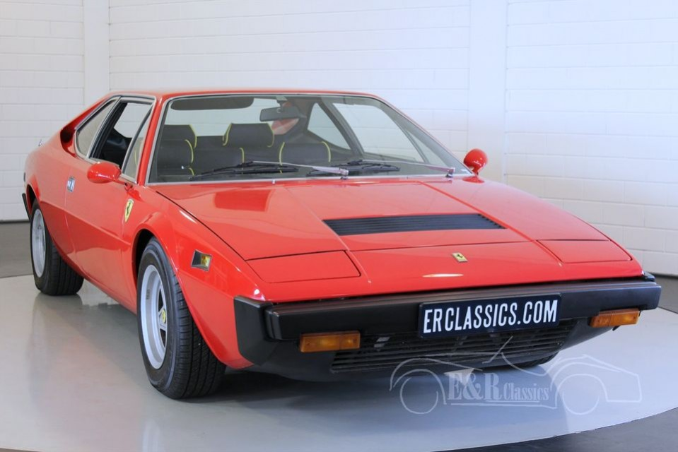 ferrari dino 308 gt4 1975 vendre erclassics. Black Bedroom Furniture Sets. Home Design Ideas