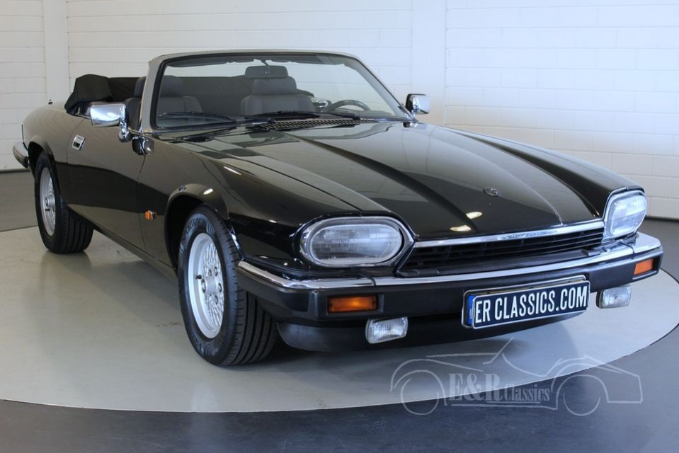jaguar xjs 4 0 1993 vendre erclassics. Black Bedroom Furniture Sets. Home Design Ideas