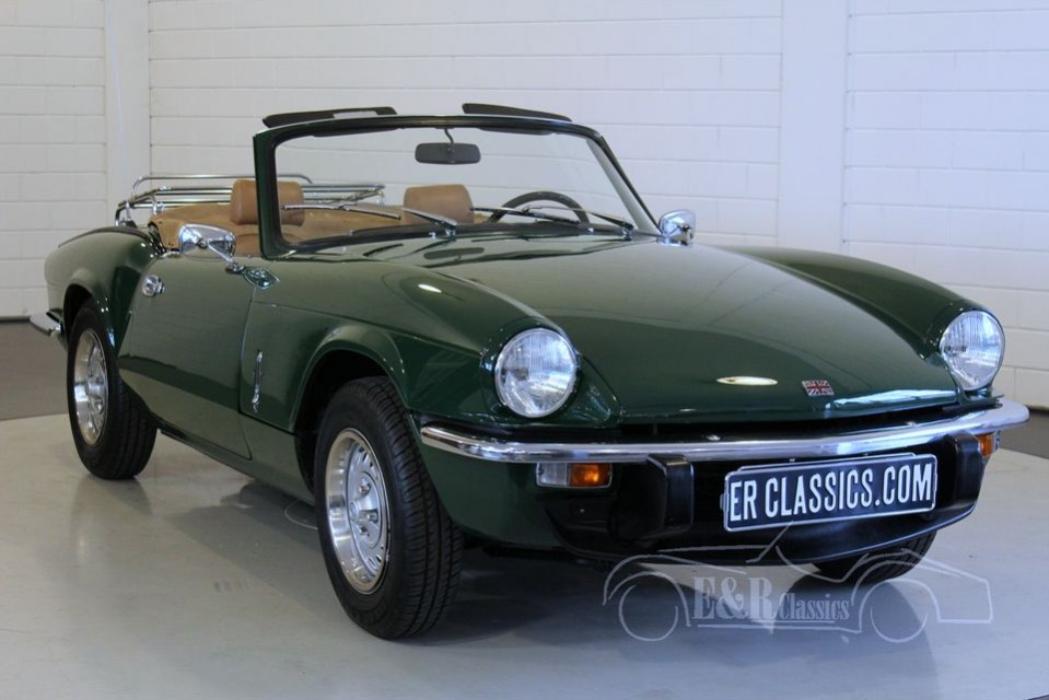 triumph spitfire 1500 1978 vendre erclassics. Black Bedroom Furniture Sets. Home Design Ideas