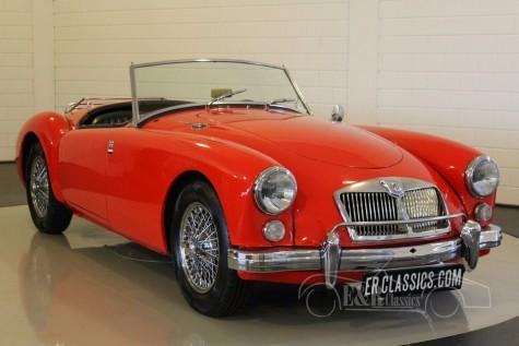 MG MGA MKII Cabriolet 1962 a vendre