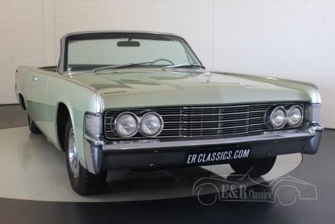 Lincoln Continental Convertible 1965 a vendre