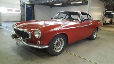 Volvo p1800 Jensen 1962 a vendre