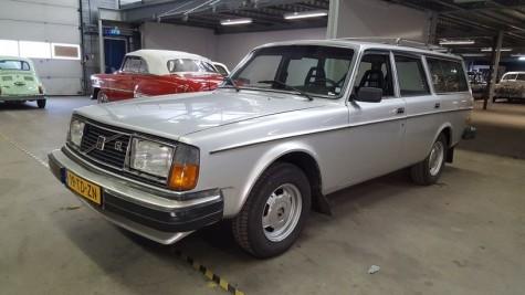 Volvo 245 GL Station 1980 a vendre