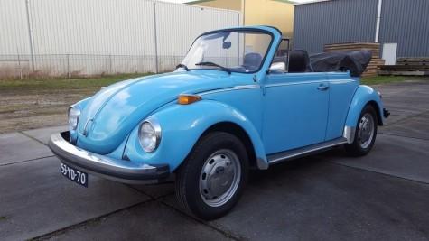 Volkswagen Beetle 1303 Cabriolet 1974 a vendre