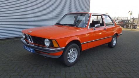 BMW 316 E21 1977 a vendre