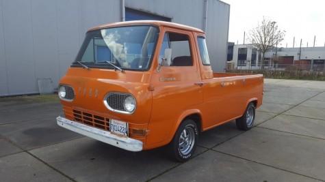 Ford Econoline Pick-up 1967 a vendre
