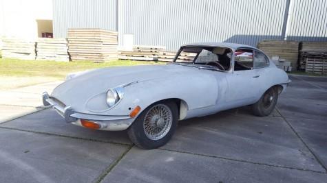 Jaguar E-type S2 2-seater Coupé 1969  a vendre