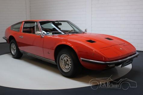 Maserati Indy 4.2 V8 1970  a vendre