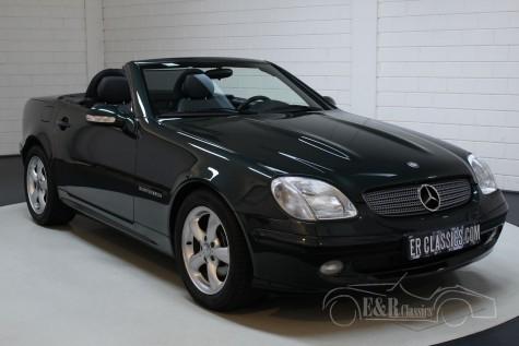 Mercedes-Benz SLK 200 Kompressor 1999 a vendre
