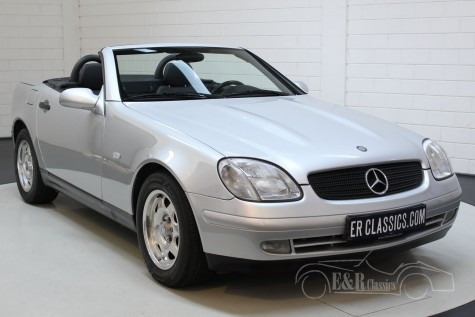Mercedes-Benz SLK 200 1999  a vendre