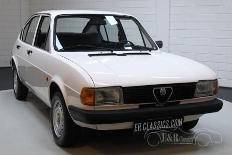 Alfa Romeo Alfasud 1.2 Super 1980  a vendre