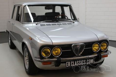 Alfa Romeo Giulia Nuova Super 1600 1977 a vendre