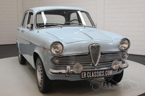 Alfa Romeo Giulietta TI 1962 a vendre