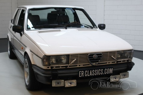 Alfa Romeo Giulietta 2.0 1982 a vendre