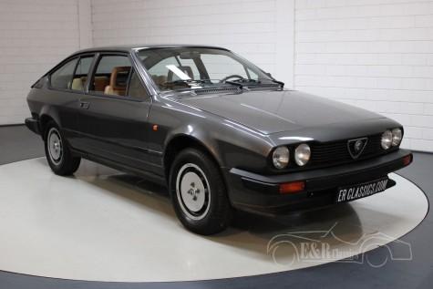 Alfa Romeo GTV 2.0  a vendre