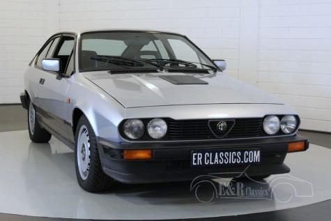 Alfa-Romeo GTV6 Coupe 1985 a vendre