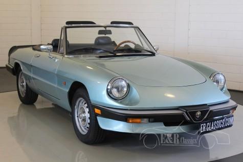 Alfa-Romeo Spider 2.0 1985 a vendre