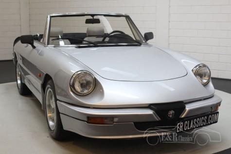 Alfa Romeo Spider 2.0 1986 a vendre
