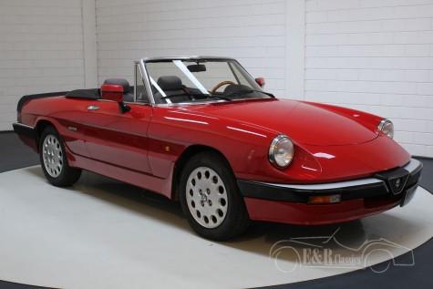 Alfa Romeo Spider 1987  a vendre