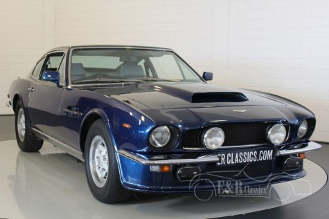 Aston Martin V8 Coupe 1974 a vendre