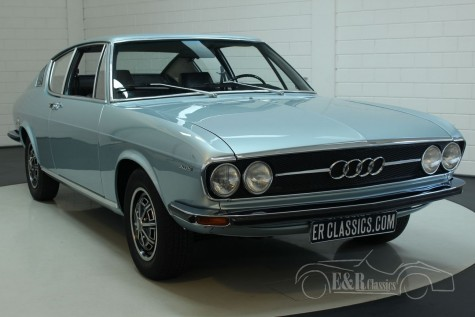 Audi 100 S coupe 1973  a vendre