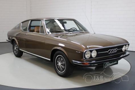 Audi 100 Coupé S 1973 a vendre