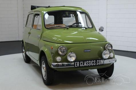 Fiat 500 Autobianchi Giardiniera 1973  a vendre