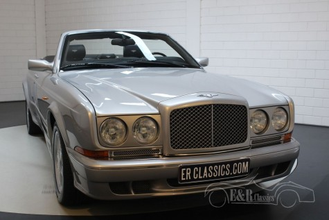 Bentley Azure Mulliner Wide Body 2001 a vendre