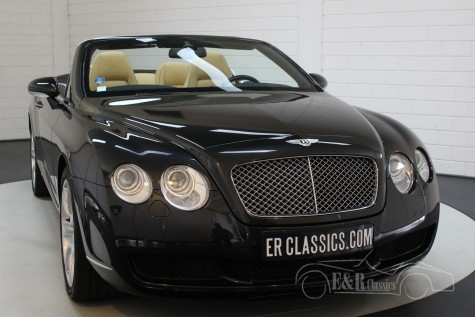 Bentley Continental GTC 6.0 W12 2007 a vendre