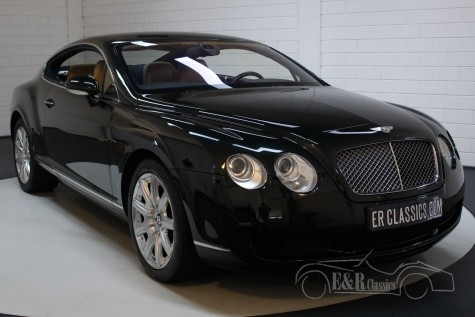 Bentley Continental GT 6.0 W12 2005 a vendre