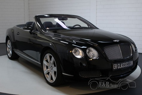 Bentley Continental GTC 2007 a vendre