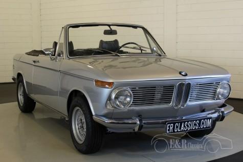 BMW 1600 cabriolet 1970 a vendre