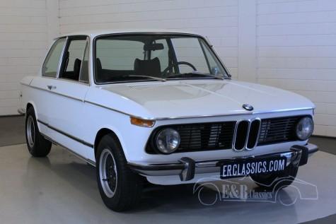 BMW 2002 1974 a vendre
