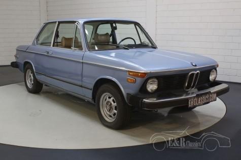 BMW 2002 Tii a vendre