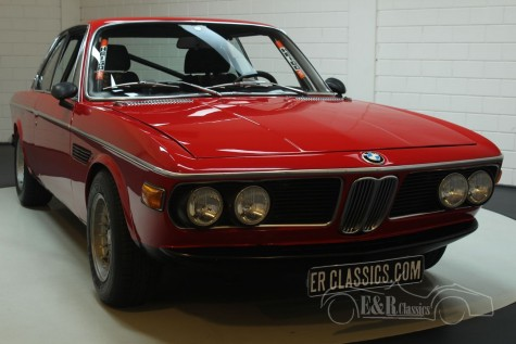 BMW 3.0 CSL 1973  a vendre