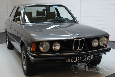 BMW E21 316 Air conditioning 1975 a vendre