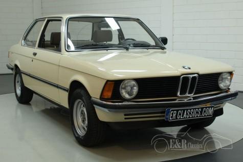 BMW 318i 1982 a vendre