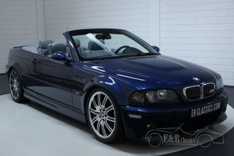 BMW M3 cabriolet 2005 détails de la serie M a vendre