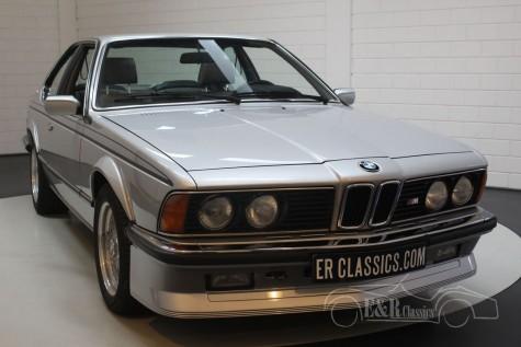 BMW M635CSI 1984 a vendre