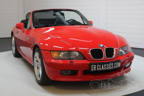 BMW Z3 1.9 Roadster 1997 a vendre