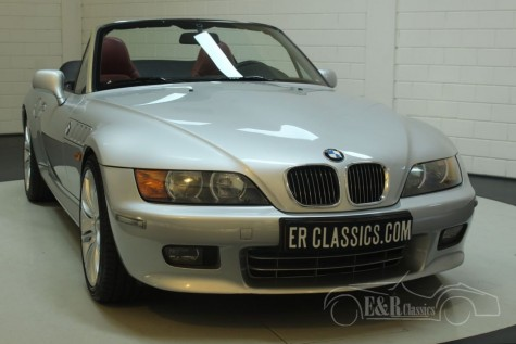 BMW Z3 2.8 Roadster 2001 a vendre